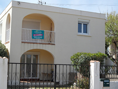 Appartement type 3 FRONTIGNAN PLAGE